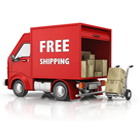 Fast free shipping policy